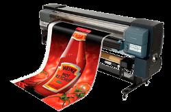 Печать широкоформатная наружная - Ваша эффективная реклама