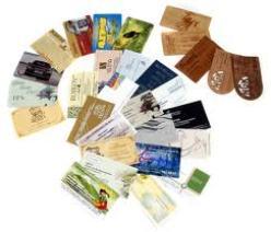 Печать визиток - цена не должна вас пугать!