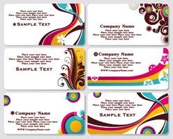 Печать визиток: стоимость услуги в Твери