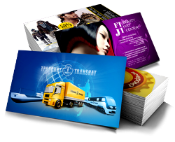 Печать визиток, листовок: куда обращаться при необходимости