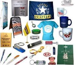 Виды сувенирной продукции, как эффективное рекламное средство